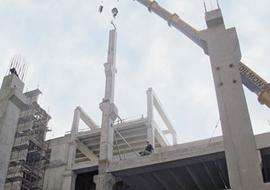I pilastri nelle strutture prefabbricate