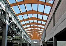 Tegolo alare, ispirato dalla natura per un'architettura moderna