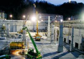 Pilastri prefabbricati, il sostegno di ogni progetto