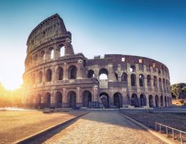 Le volte del Colosseo